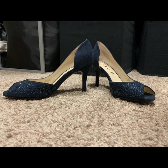 Unisa Shoes Navy Blue Pumps Poshmark
